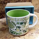 Taza Starbucks Mexico / City Mug