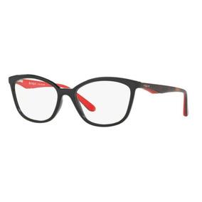a93e1761ff2f1 Oculos De Grau Feminino Vogue Vermelha - Óculos no Mercado Livre Brasil