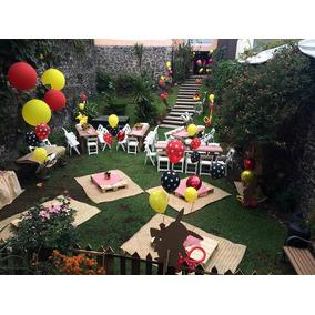 Se Renta Jardin Para Eventos en Mercado Libre México