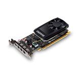Msi T. Video Pny Nvidia Quadro P1000 4gb Gddr5 Cuda Vcqp1000