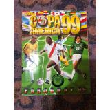 Álbum Copa America 99