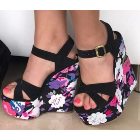 Sandalias Plataformas Elegantes - Sandalias para Mujer en Mercado ... aaea3aac37f7