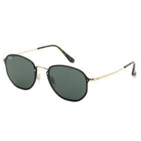 Ray Ban Blaze Hexagonal 3579n 001 71 - Óculos De Sol no Mercado ... 4f983dd3c7