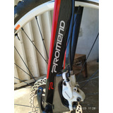 Garfo Suspensão Bike Mtb 29, 27,5 E 26 Carbono