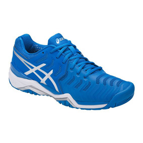 Tenis Asics Gel Resolution 7 Azul