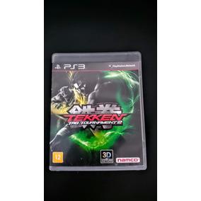 Tekken Tag Tournament 2 Ps3 Frete R$10