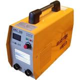 Maquina De Solda Inversora Igbt Tig Elet 220volts Arc200