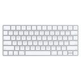 Teclado Apple Magic Keyboard Bluetooth Inalámbrico Plata Bla