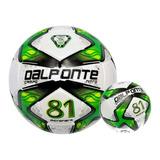 Bola Futebol Campo Dalponte 81 Nitro Microfibra Original