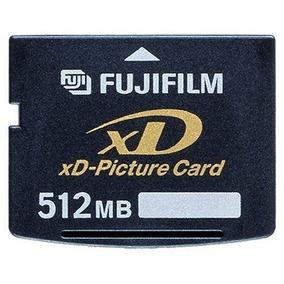 Memoria Fujifilm Xd De 512 Mb-