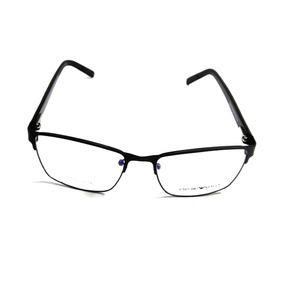 58731776d234a Armacao Oculo Grau Masculina Titanium Armacoes - Óculos no Mercado ...