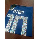Camiseta De Japón (estilo Super Campeones, Oliver Atom)