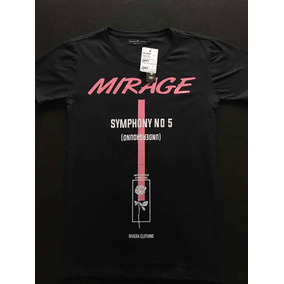 Camiseta Silk Riviera Mirage