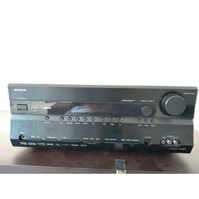 Receiver Home Theater 7.1 Onkyo Tx Sr-606 - Usado -