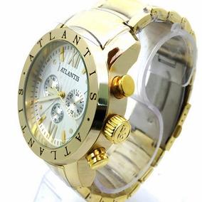581f0ca73cb Relogios Masculinos Baratos Bulgari Masculino Atlantis - Relógios De ...