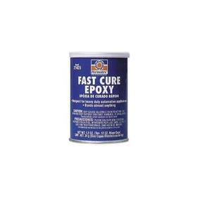 Permatex 21425-10pk Fast Cure Epoxy - Diez Vasos Mezcladores