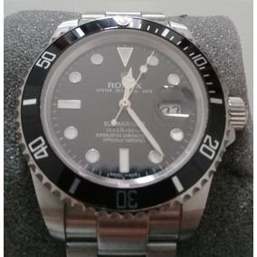 c2b7d1525c2 Relogio Rolex Submariner Preto Misto Automático - Relógios De Pulso ...