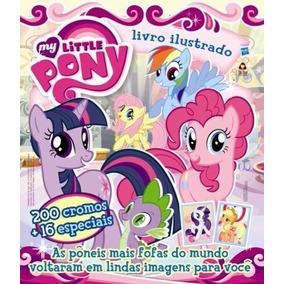 Album My Little Pony 2013 Completo Fig Soltas Em Colar