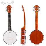 Kmise 4 Cuerdas Banjo Ukelele Uke Concierto Sapelly...