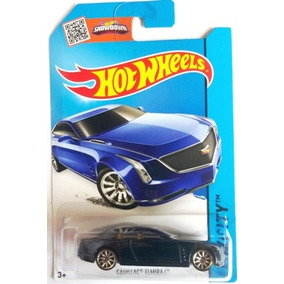 Cadillac Elmiraj Azul Hot Wheels City 2015 25/250 1:64