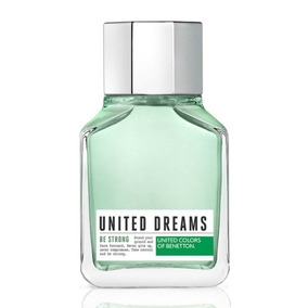 Benetton United Dreams Be Strong Para Hombre, 100 Ml