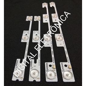 Kit Barras De Led 32l2400 Em Aluminio