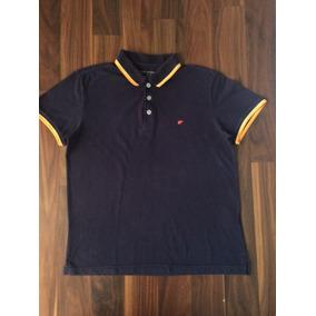 Camisa Polo Masculina Ellus Originals P Azul Oferta Original 7cf8b1e468983