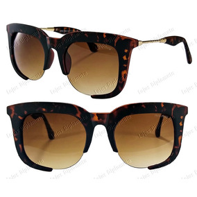6e03ad91372bb Oculos De Sol Feminino Feminino Miu Gatinha Redondo Mulheres