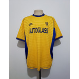 Camisa Oficial Chelsea Inglaterra 2000 Away Umbro Ggg Xxl 77e13e19a0c16