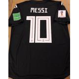 Camisa Seleco Argentina Infantil Messi - Futebol no Mercado Livre Brasil a040dd5ee9cb8