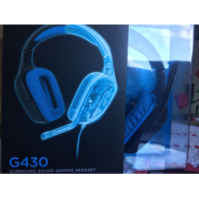 Headset Gamer G430 Surround Sound 7.1 Gamer - Logitech G