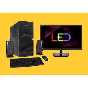 Computador Completo - Intel Dualcore-hd500gb-4gb-led Lg 20