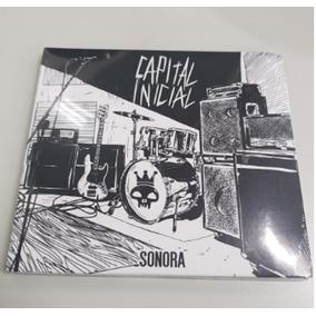 Cd Capital Inicial Sonora - Original Lacrado 2018 Pronta Ent