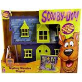 Mansion Scooby Doo+figura-original Intek-sharif Express