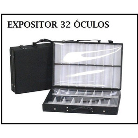 117379efd5cca Expositor De Oculos Tipo Maleta - Óculos no Mercado Livre Brasil