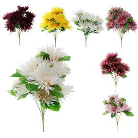 Flores Artificiais Para Cemiterio - Decoração no Mercado Livre Brasil 540383d3574