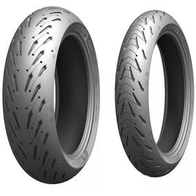 Par Pneu 120/70-17+180/55-17 Michelin Pilot Road 5