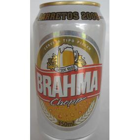 Lata De Cerveja 50 Anos Da Festa De Peão De Barretos (cheia)
