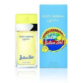Light Blue Italian Zest Mujer 100ml Edt Dolce & Gabbana