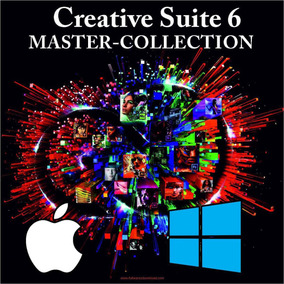 Pacote Master Collection Cs6 - Windows Ou Macos