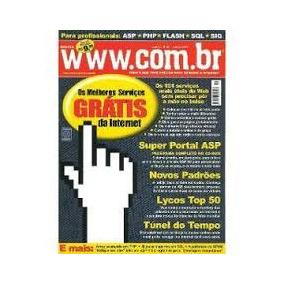 Revista Www.com.br - Do 01 Até 91 Com Cds