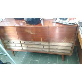 Antigo Rádio Vitrola Philips Stereo