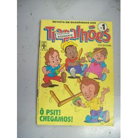 Revista Em Quadrinhos Dos Trapalhões Nº 1