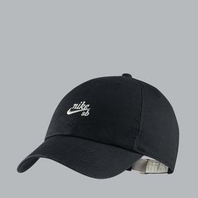 Gorra Nike U Nk H86 Cap Icon Negro Snapback Unitalla 185321 eae1cd308fa