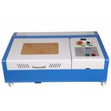 Maquina Laser Co2 40w | Cnc Usb | Cortadora Grabadora 30*20