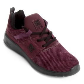 Tênis Dc Shoes Heathrow Tx Se Feminino