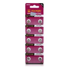 Cartela C/ 10 Baterias 1.55 V Relógios Tipo De Produto: