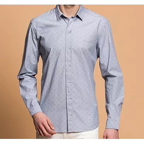 310f4e760d05f Camisa Lacoste - Camisa Masculino no Mercado Livre Brasil