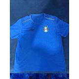 3ed19a43c5 Camisa Gremio Concentração Modelo Novo - Camisa Grêmio Masculina no ...