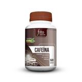 Cafeina Pura Original 100% Natural 60 Cápsulas